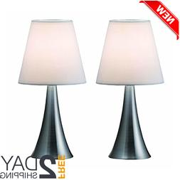 modern stand table lamps 2 set lamps