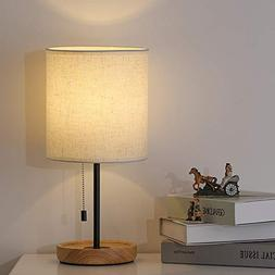 Modern Table Lamp, Nightstand Desk Lamp, Bedside Lamp with W