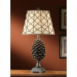 Crestview Collection Pine Bluff Table Lamp