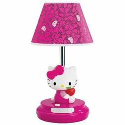 HELLO KITTY PINK KIDS GIRLS BEDROOM DESK DRESSER NIGHTSTAND