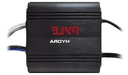 Pyle 2-Channel Marine Amplifier Receiver - Waterproof and We