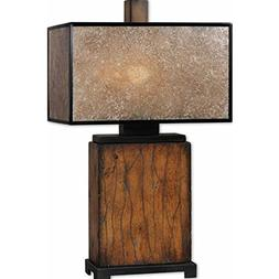 Uttermost Sitka Lamp w/ Natural Mica Shade