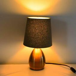 Small Bedside Lamps Table lamp For Bedroom Nightstand,Living