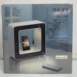 Teac SR-LUXi Table Top Audio Speaker with Room Lamp  - New,
