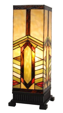River of Goods Stone Mountain Pillar Stained Glass Mission S