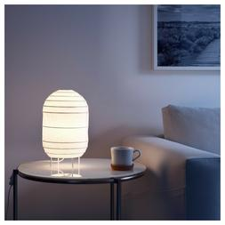 Ikea STORUMAN Table Lamp White New 504.163.32
