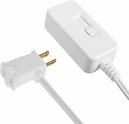DEWENWILS Table Lamp Dimmer Switch for Dimmable LED/CFL Ligh