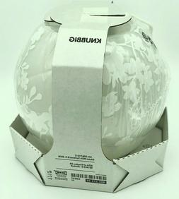 """❤️ IKEA Table Lamp Knubbig White Frosted 7"""" NEW   Bonus:"""