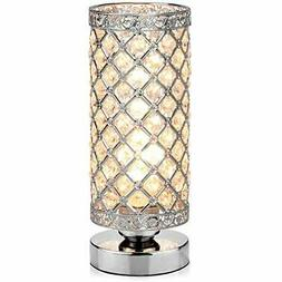 Table Lamp, Petronius Crystal Table Lamps, Decorative Bedsid