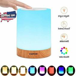 table lamp nightstand lamp with usb charging