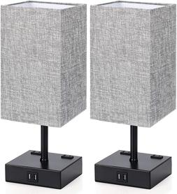 Touch Control Table Lamp, 3 Way Dimmable Bedside Desk Lamps