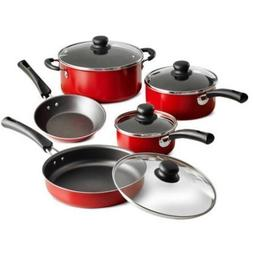 Tramontina 9-Piece Simple Cooking Nonstick Cookware Set - Re
