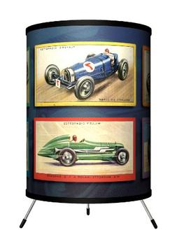 Lamp-In-A-Box TRI-TTN-VRACE Transportation - Vintage Race Ca