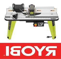 New Ryobi Universal Router Table Wood Working Tool Adjustabl